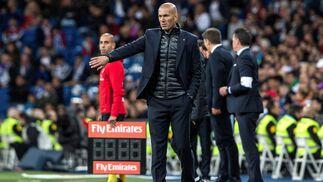 El Real Madrid-Celta de Vigo, en imágenes