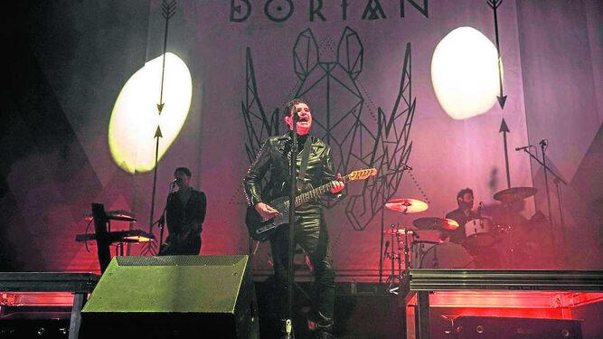 Los barceloneses Dorian presentarán su nuevo disco el sábado en el escenario Cruzcampo.