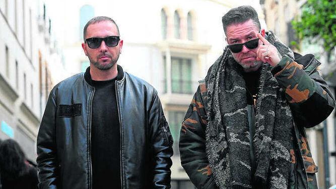 El dúo sevillano SFDK ofrecerá su potente directo el viernes.