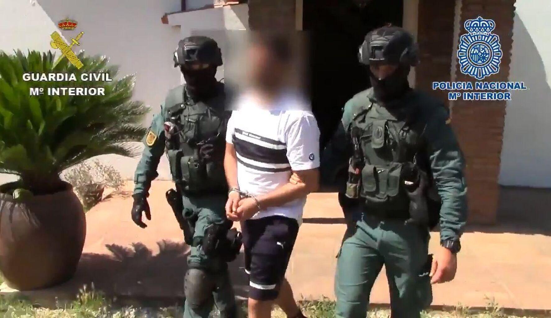 La Mafia Calabresa Protegía Al Narco Samuel Crespo