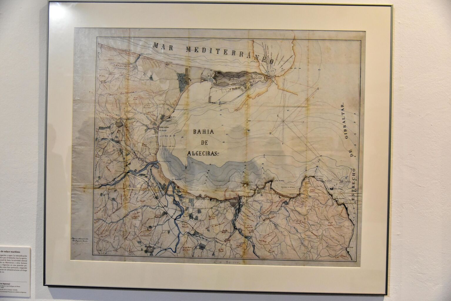 La Historia De Algeciras En Mapas