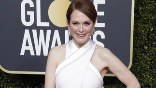 <p>Julianne Moore, de Givenchy.</p>