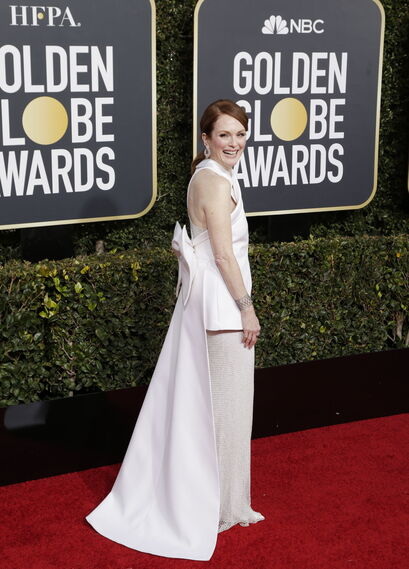 <p>Julianne Moore.</p>