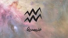 Horóscopo semanal de Acuario (19 -...