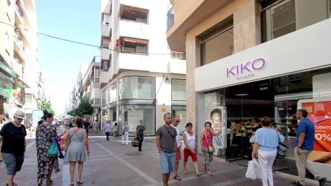 58649552c El PSOE pregunta por los planes del Ayuntamiento para el centro tras ...