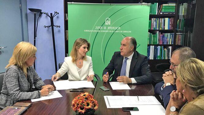 Salud reformará la cuarta planta del Punta de Europa y el ...