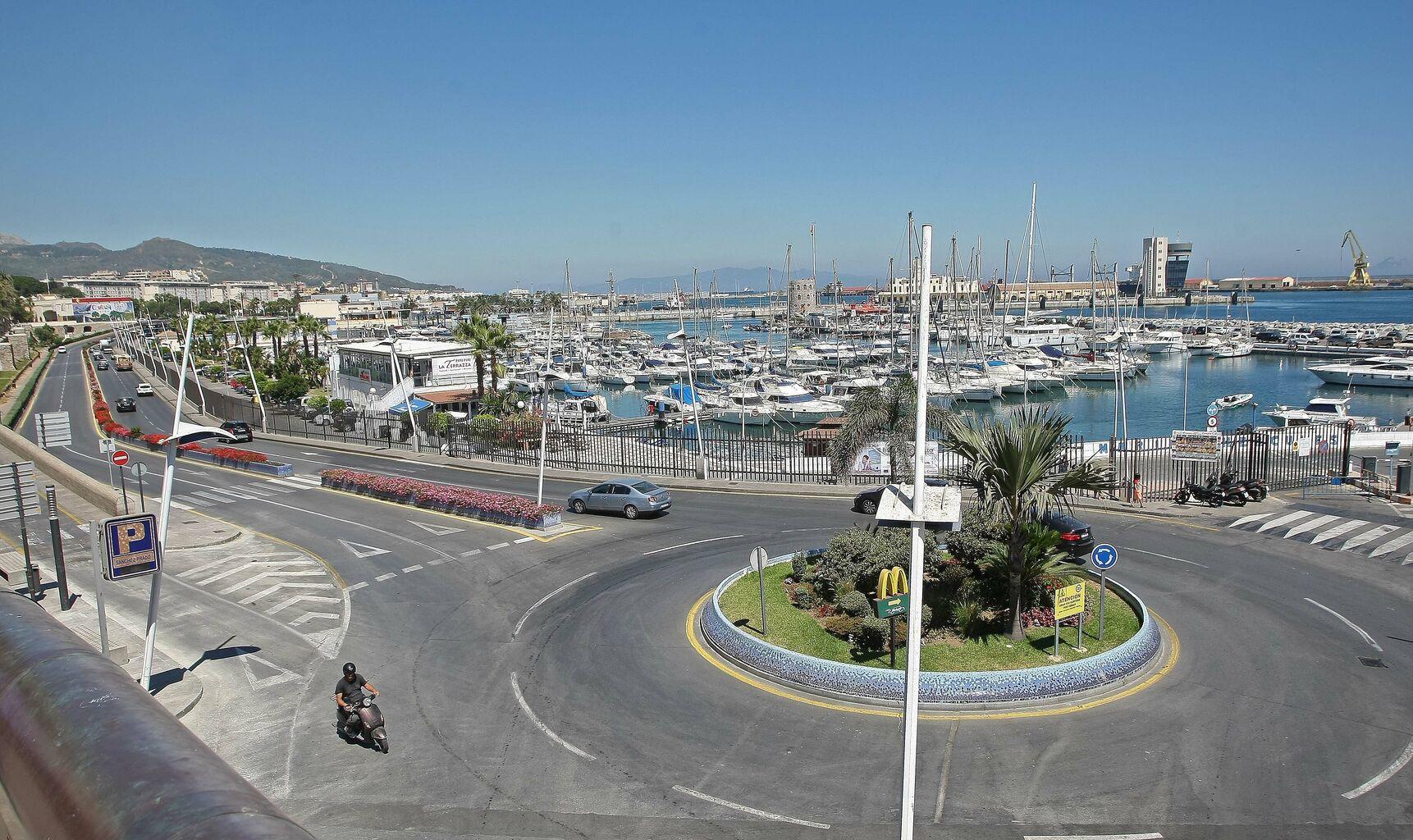Campo de Gibraltar - cover