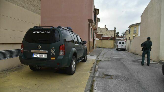 Operación de la Guardia Civil, en una imagen de archivo.