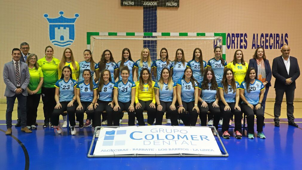 Sénior Femenino Colomer Dental Algeciras