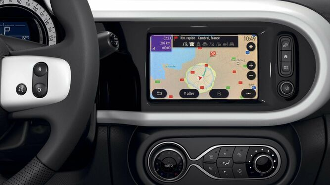 Renault Presenta El Twingo El U00e9ctrico Con Una Autonom U00eda De