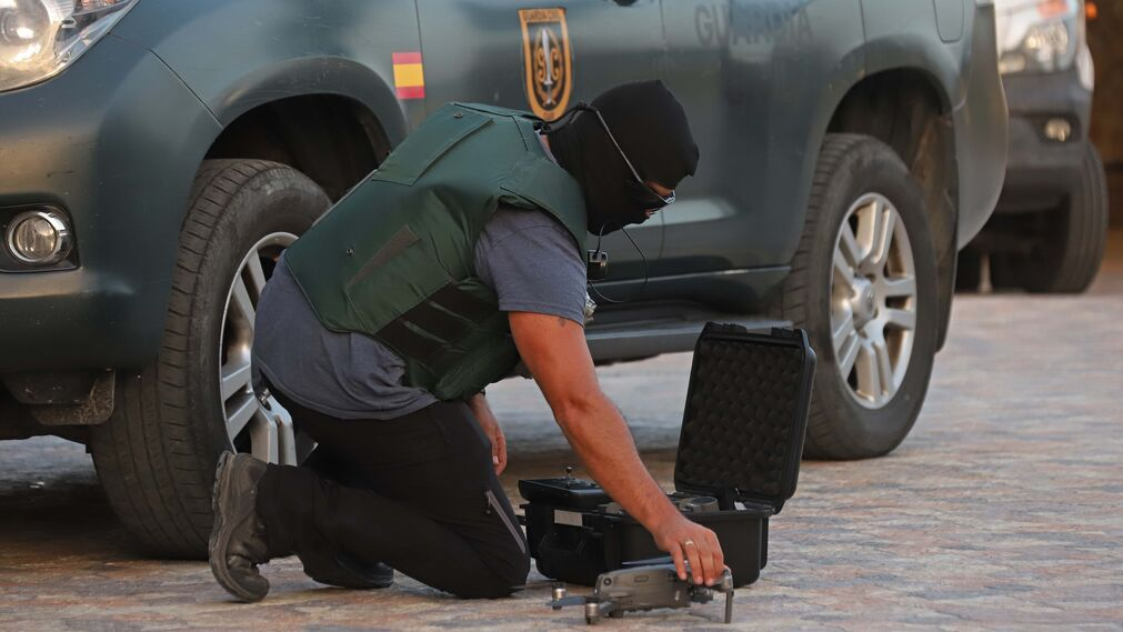 Registros de la Guardia Civil en San Roque y Los Barrios