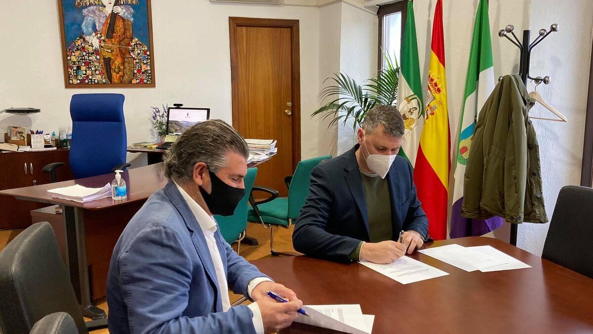 Jimena pagará 1.039.215 euros en 15 años a Tesorillo por la deuda histórica