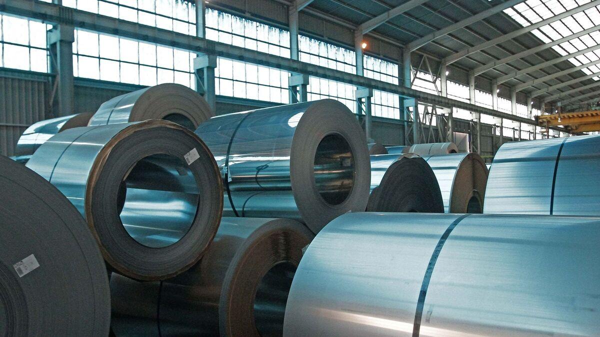 Acerinox sube un 5,5% en Bolsa tras volver a beneficios y ante las buenas perspectivas