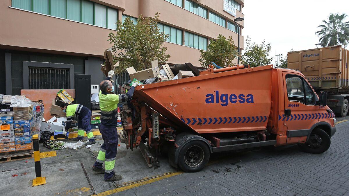 Algeciras - cover