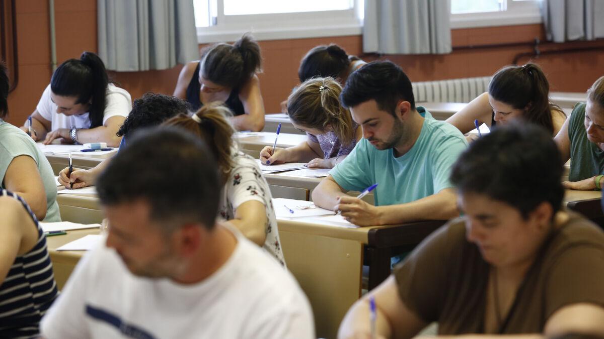 El Campo de Gibraltar se queda un año más sin tribunales de oposición a Educación Secundaria