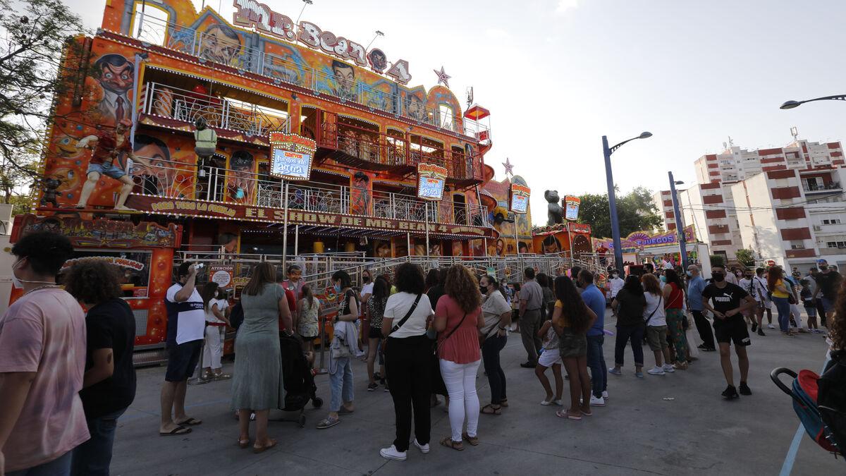 Las atracciones en Vive Park Algeciras estarán al 2x1 este martes