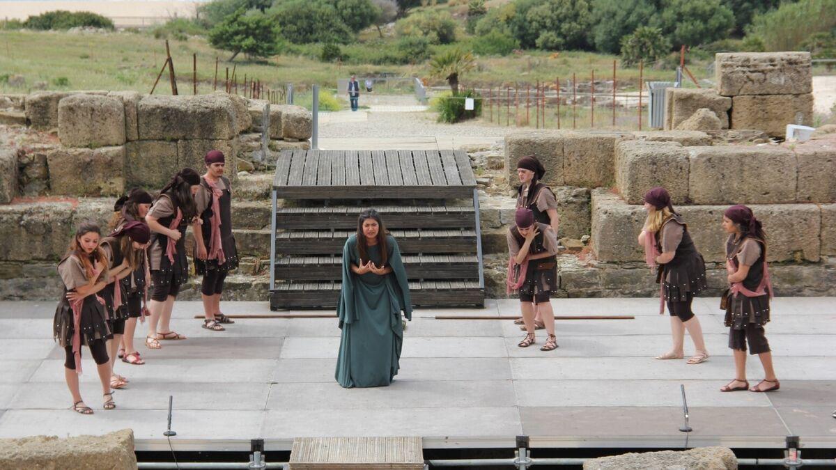 Baelo Claudia, escenario del Festival Anfitrión durante el mes de agosto