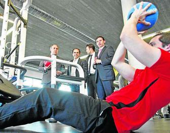 El Ayuntamiento y Body Factory inauguran un centro sin parangón 4efc84862ddd6